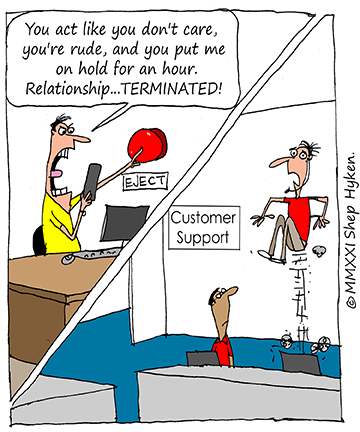 Why Customers Will Stop Doing Business with You