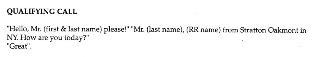 pdf stratton oakmont script